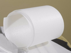 DOUBLE-SIDED FUSIBLE BUCKRAM