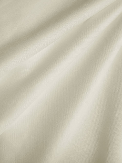 CREASE RESISTANT SATIN 142CM PALE IVORY FW