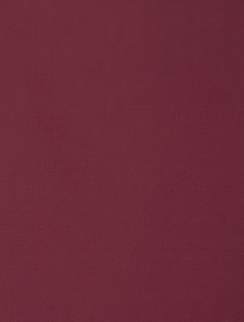 SMOOTH 288CM BORDEAUX FR POLYESTER