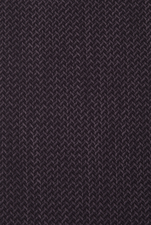 BROMPTON 140CM AUBERGINE WOVEN UPHOLSTERY FABRIC