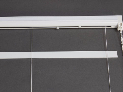 Roman Blind Head Rail & Bottom Bar Kit