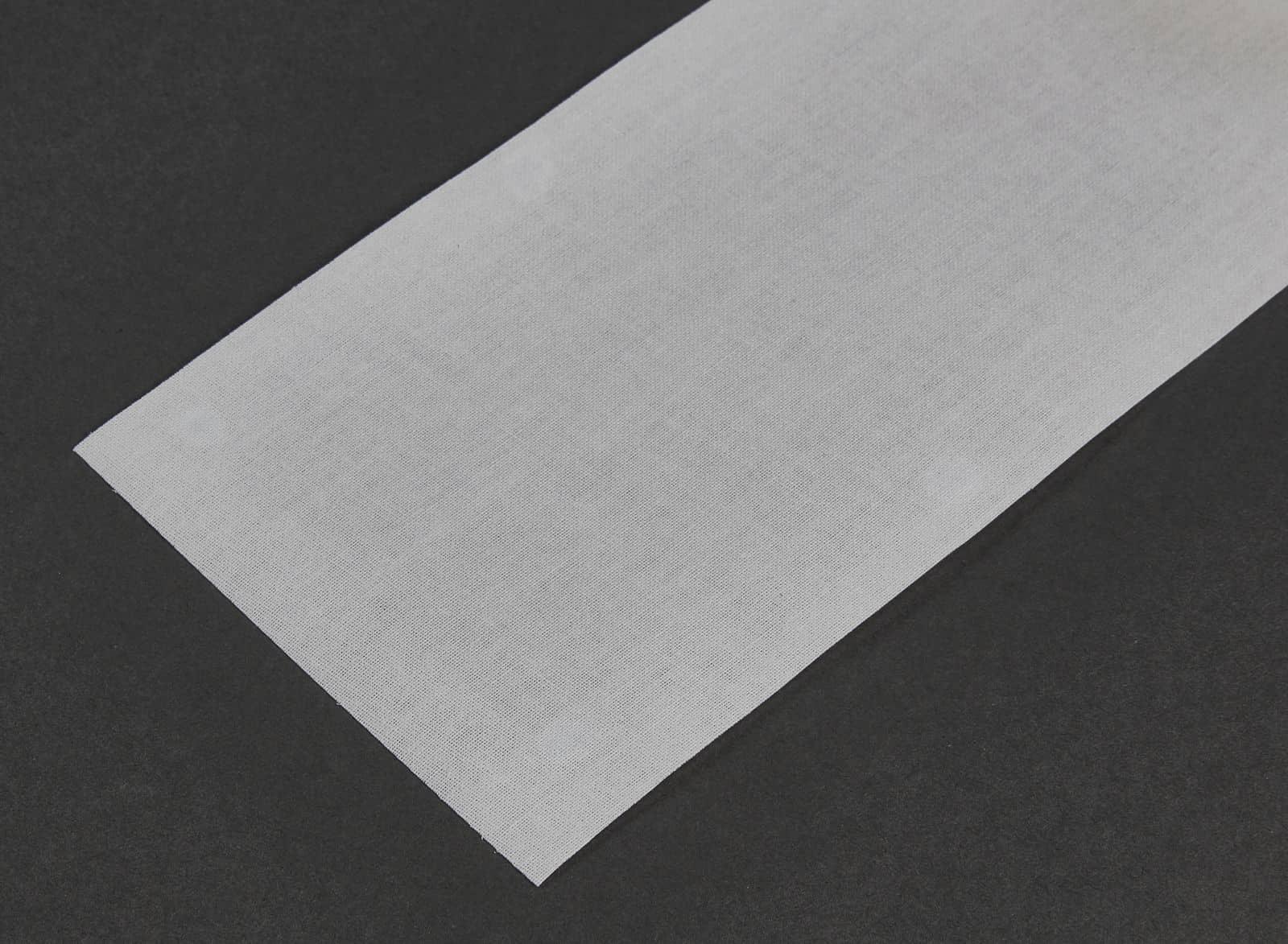 What is buckram fabric?