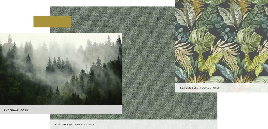 Wallpaper scenes